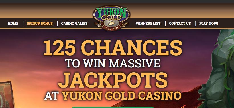 Casino Rewards Yukon Gold